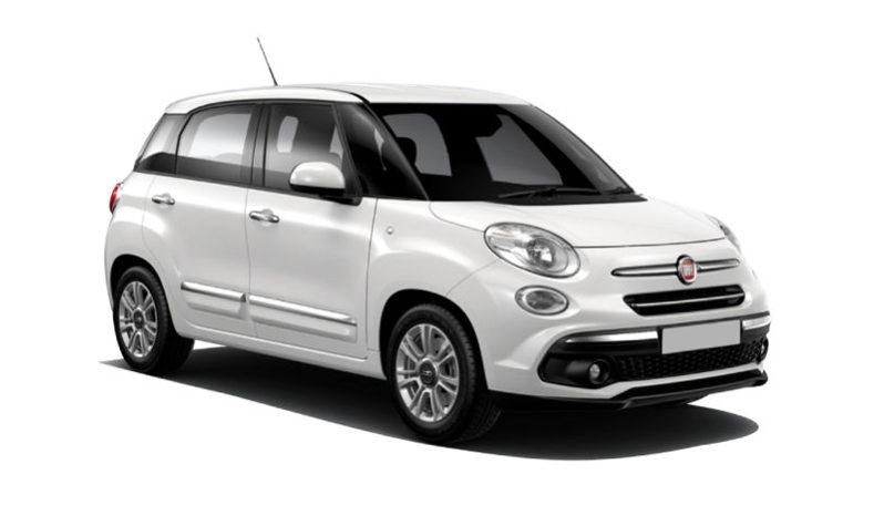 Noleggio a lungo termine Modena – Fiat 500L