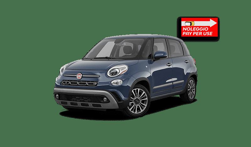 Noleggio auto a lungo termine Modena - Fiat 500L