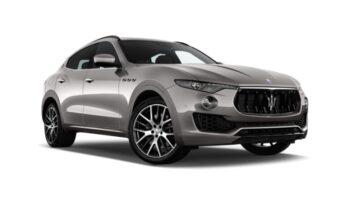 Offerte Noleggio a lungo termine Modena - Maserati Levante