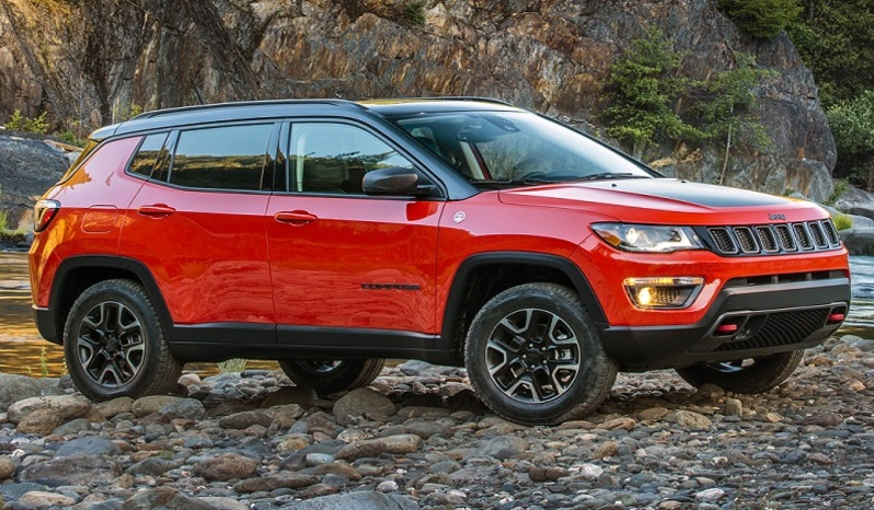 JEEP-COMPASS TRAILHAWK pieno