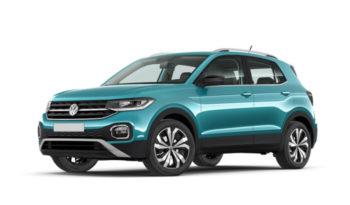 Offerte Noleggio a lungo termine Modena - Volkswagen T-Cross