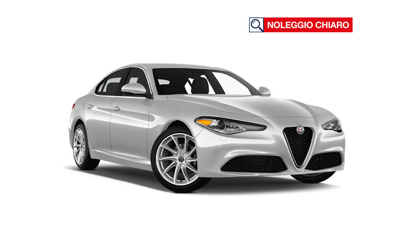Offerte Noleggio a lungo termine Modena - Alfa Romeo Giulia