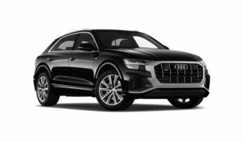 Noleggio a lungo termine Modena – Audi-Q8