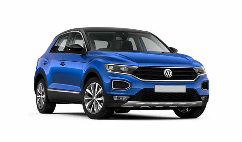 Noleggio a lungo termine Modena – Volkswagen T-Roc