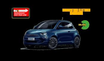 Noleggio a lungo termine Modena – Fiat 500e