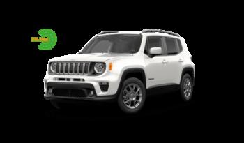 Noleggio a lungo termine Modena – Jeep Renegade