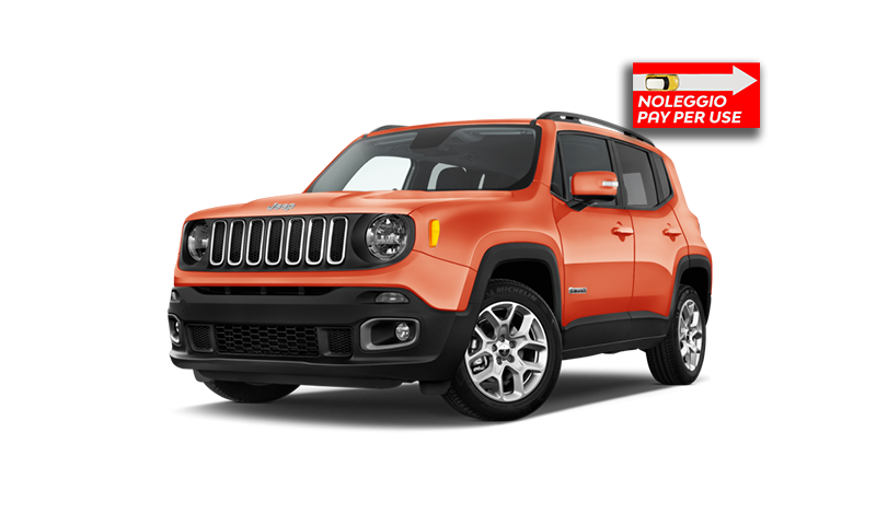 Offerte Noleggio a lungo termine Modena - Jeep Renegade