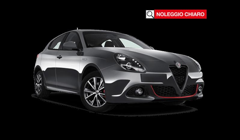 Noleggio a lungo termine Modena – Alfa Romeo Giulietta