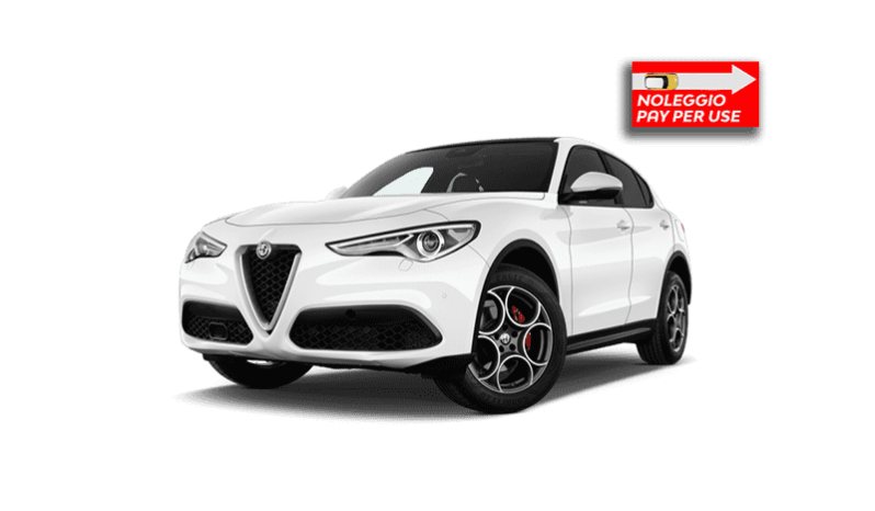 Offerte Noleggio a lungo termine Modena - Alfa Romeo Stelvio