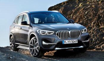 BMW-X1 pieno