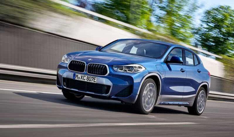 BMW-X2 pieno