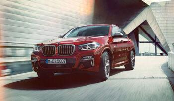 BMW-X4 pieno