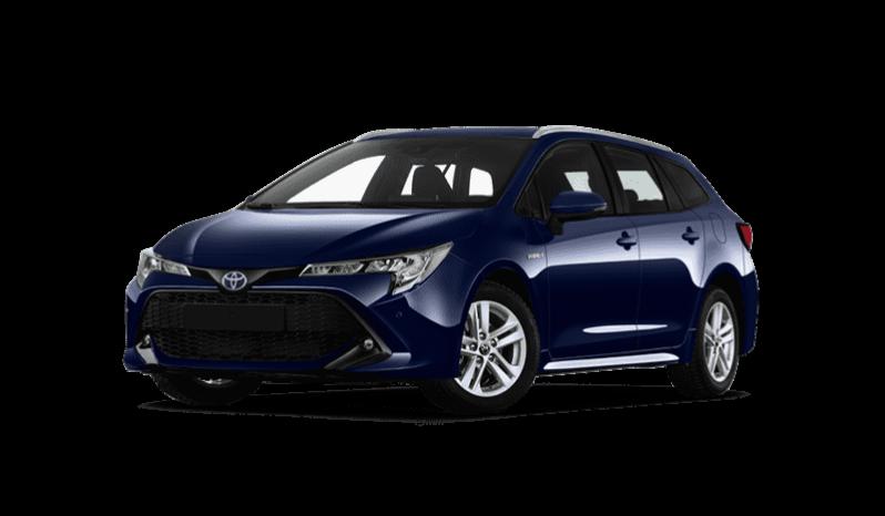 Noleggio a lungo termine Modena – Toyota Corolla