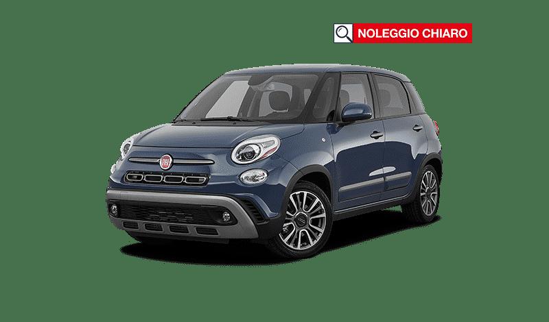 Noleggio per aziende Modena - Fiat 500L