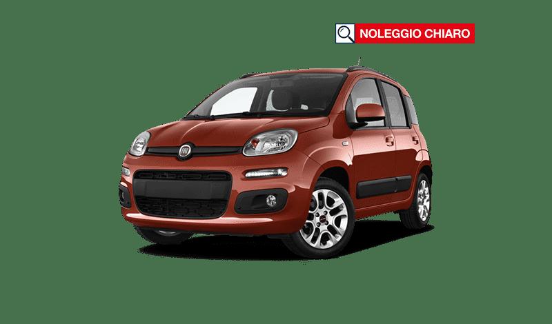 Noleggio auto a lungo termine Modena - Fiat Panda