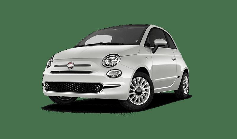 Noleggio per aziende Modena - Fiat 500
