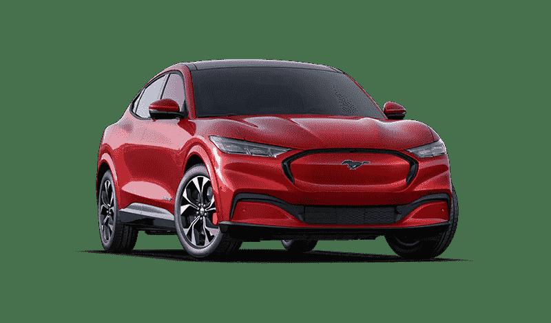 Noleggio a lungo termine Modena – Ford Mustang Mach-E