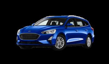 Noleggio a lungo termine Modena – Ford Focus